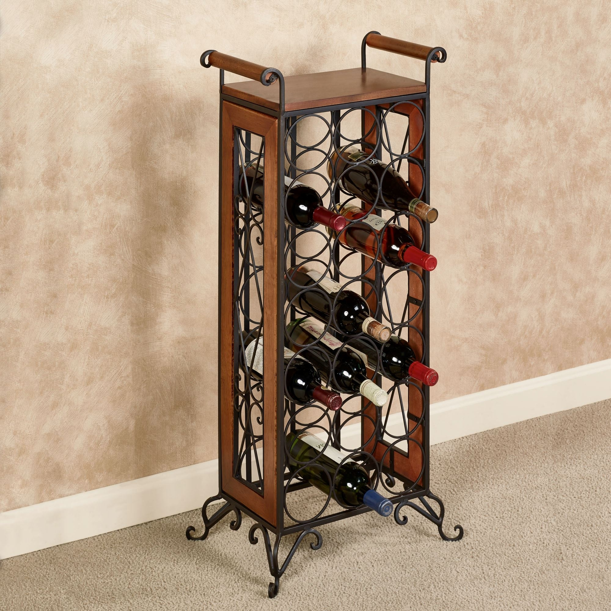 Touch Of Class With Italian Wine Wall Art (Gallery 6 of 15)