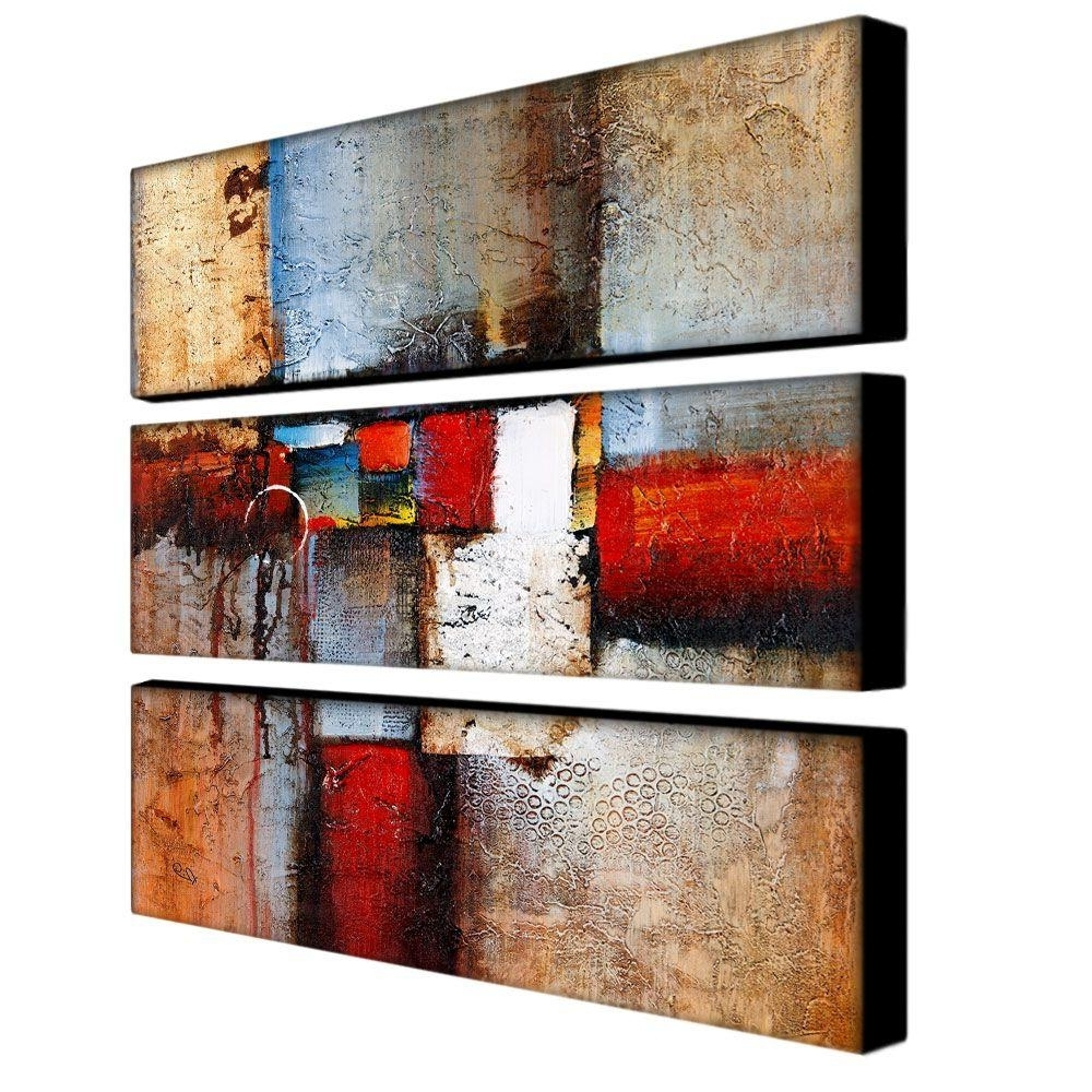 15 Best Collection of Multi Piece Canvas Wall Art