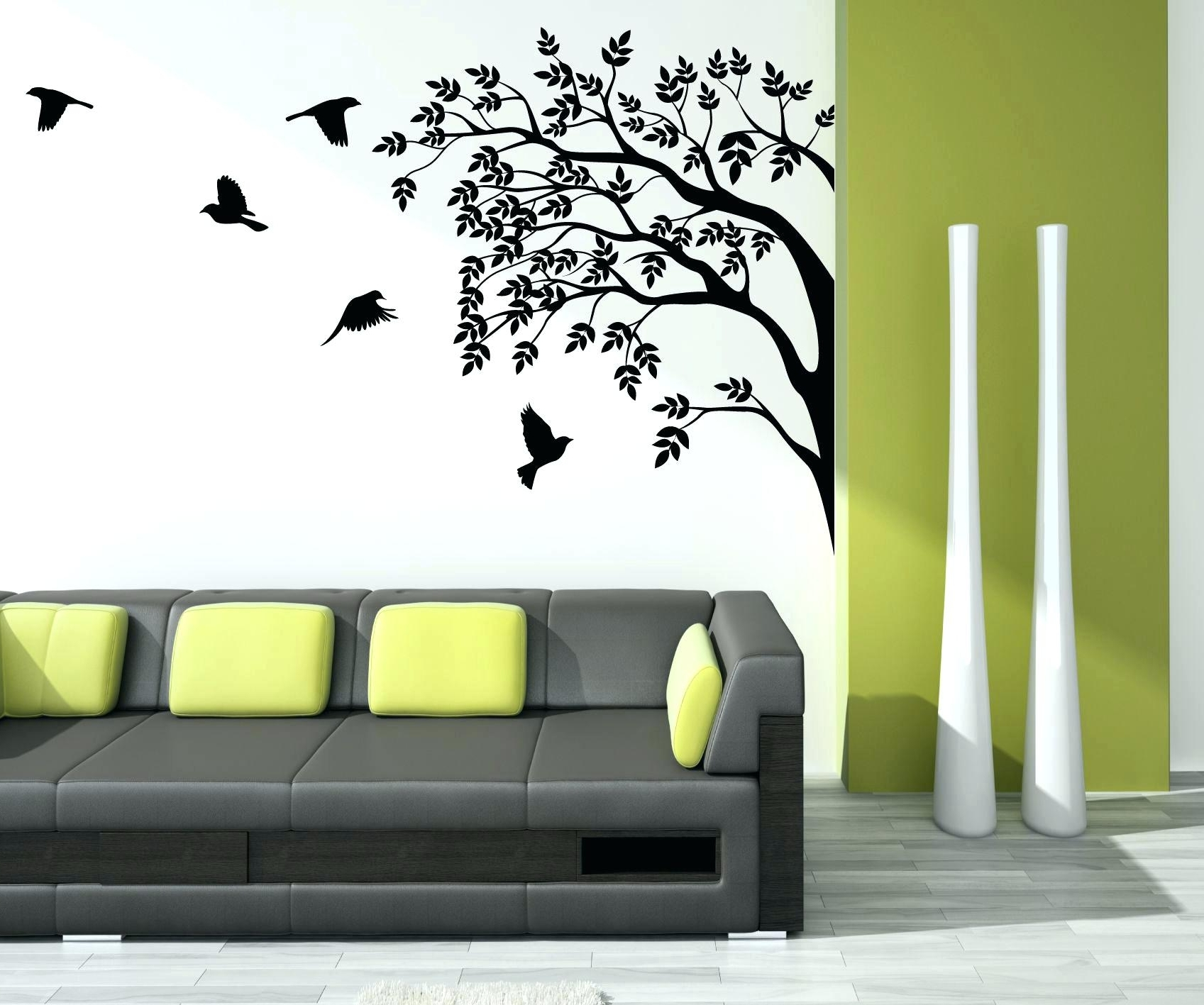 Tree Of Life Decal For Walls Wall Ideas Wall Sticker Art Vinyl In Favorite Vinyl Wall Art Tree (View 10 of 15)