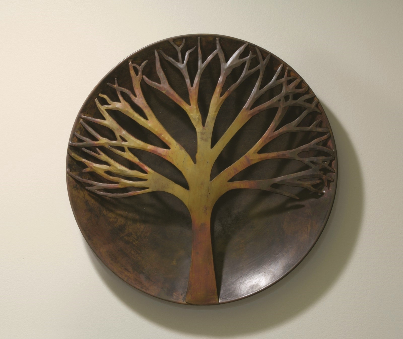 Tree Of Life Wood Carving Wall Art For Most Recently Released Tree Of Life Flamed Wall Art (View 9 of 15)
