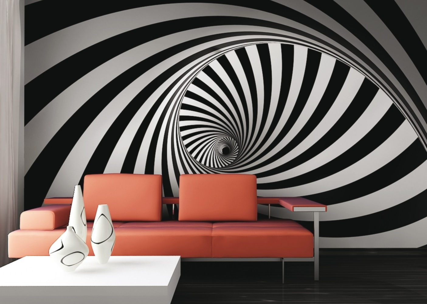 Trendy 3D Wall Murals (View 13 of 15)