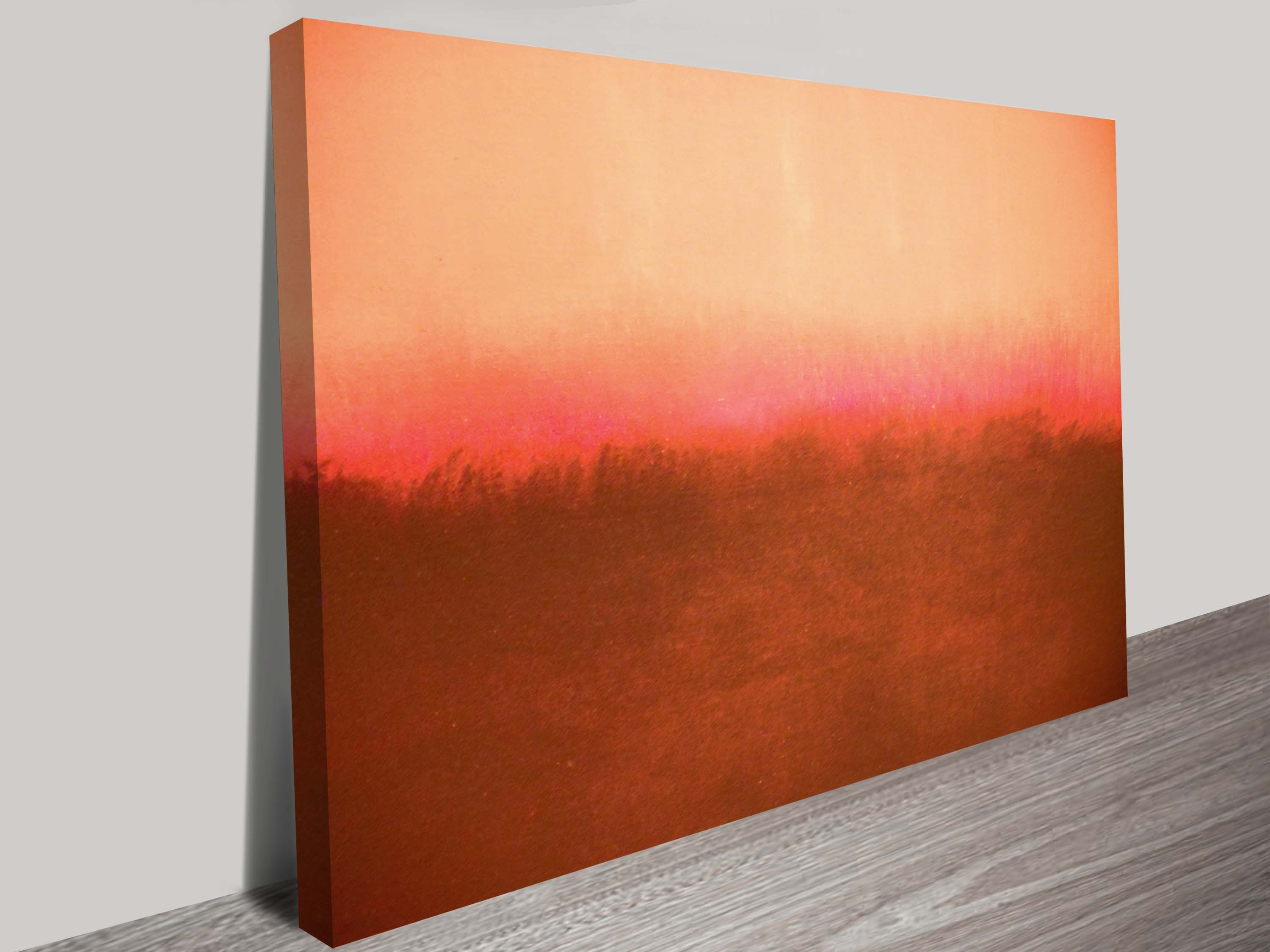 Trendy Abstract Wall Art Prints Intended For Mark Rothko Painting Print On Canvas (View 14 of 15)