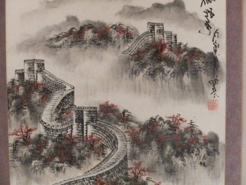 Trendy Chinese Wall Art (View 10 Of 15)