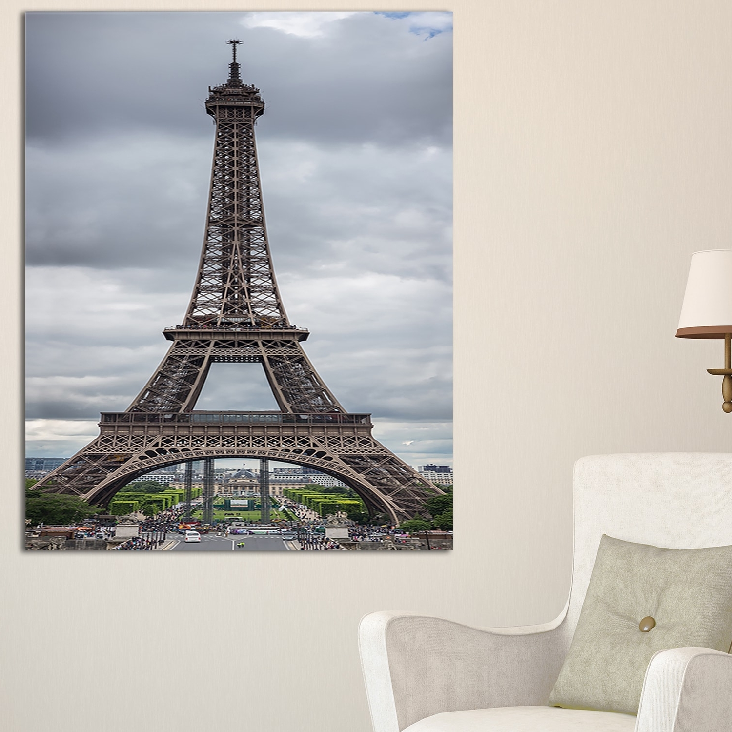 Trendy Eiffel Tower Metal Wall Art Inside Grayscale Eiffel Tower – Cityscape Photography Glossy Metal Wall (View 10 of 15)
