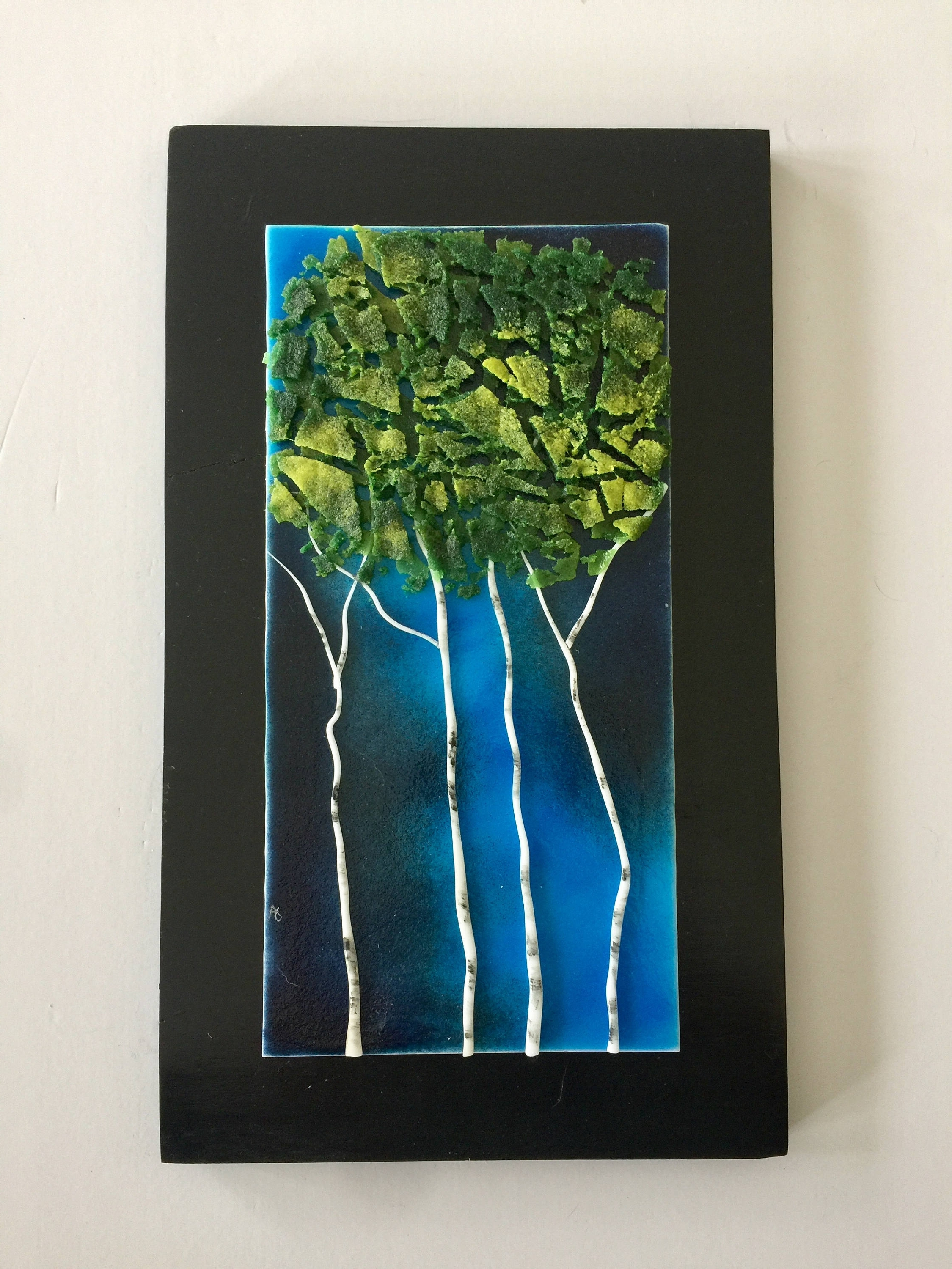 Trendy Fused Glass Wall Art Regarding Fused Glass Art, Fused Glass, Handmade Fused Glass,fused Glass (View 4 of 15)