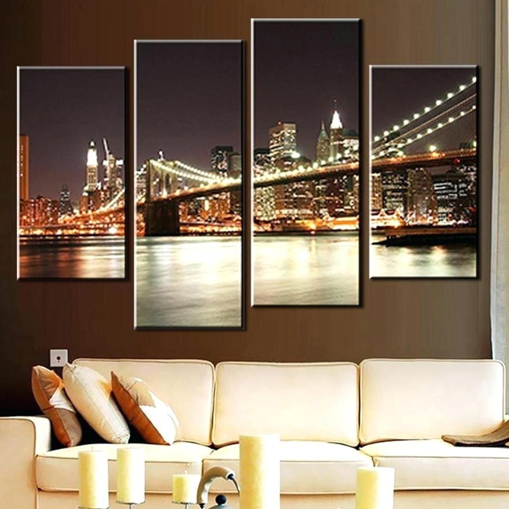 Trendy Ikea Brooklyn Bridge Wall Art Regarding Wall Arts: Brooklyn Bridge Wall Art. Brooklyn Bridge Framed Wall (Gallery 15 of 15)