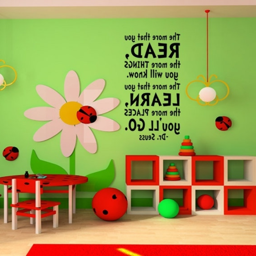 Trendy Preschool Wall Decorations • Walls Decor Inside Preschool Wall Decoration (View 13 of 15)