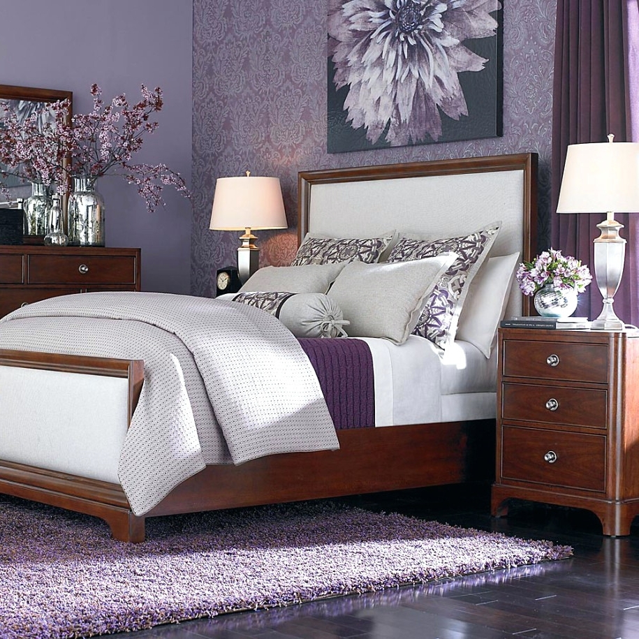 Trendy Purple Wall Art For Bedroom For Wall Arts ~ Purple Wall Decor For Bedrooms Beautiful Purple Wall (View 3 of 15)