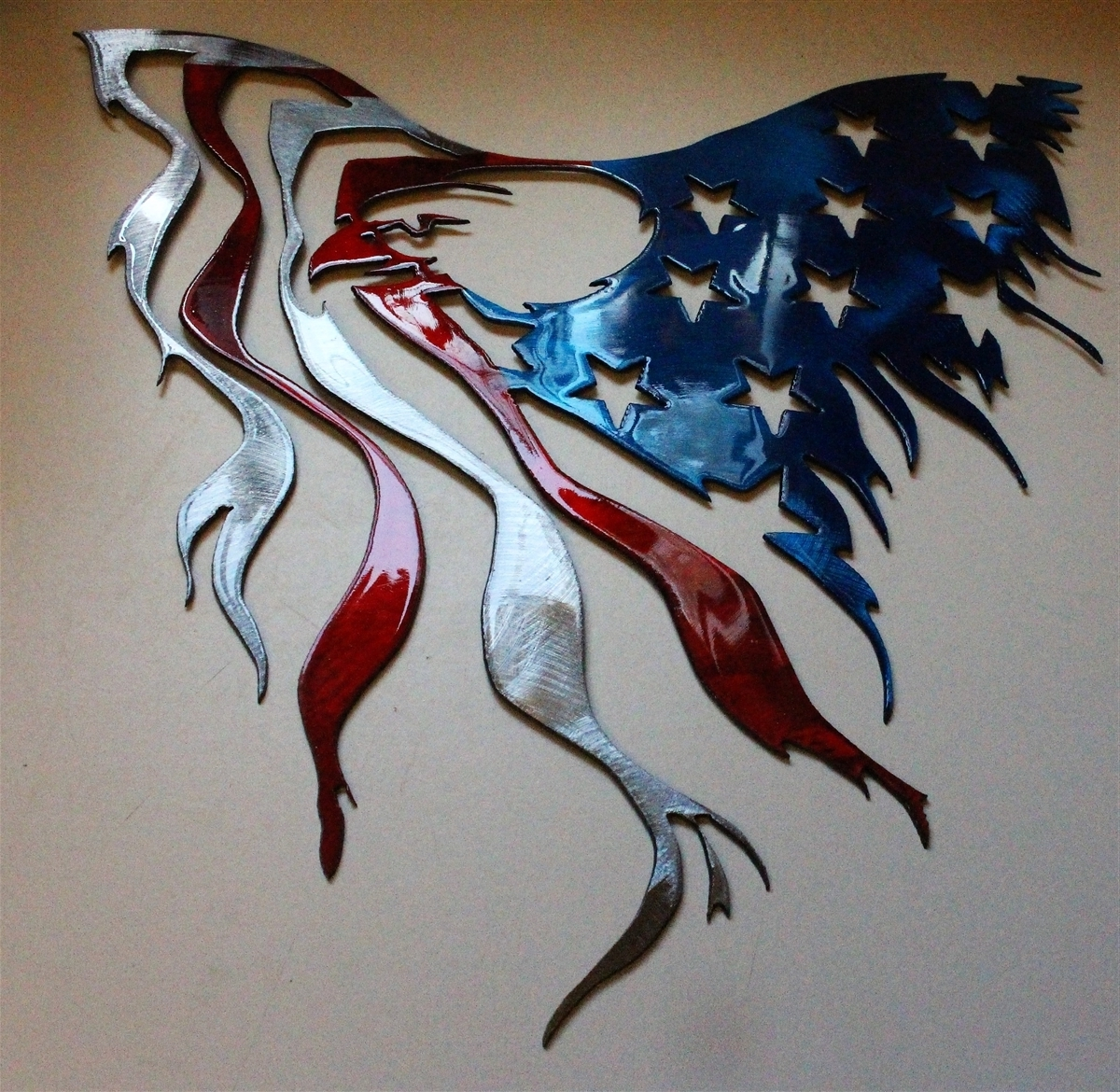 Trendy Red White And Blue Wall Art In Email (View 14 of 15)