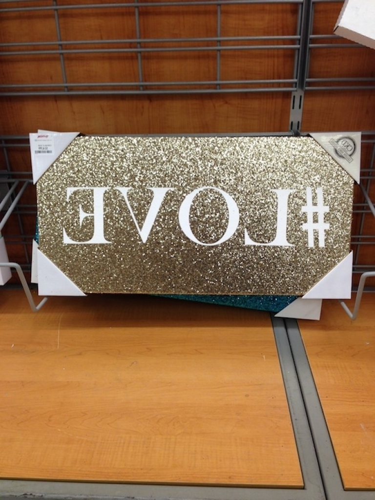 Trendy Tj Maxx Wall Art Pertaining To Off The Rack: Message Art For Fashionistas At T.j (View 14 of 15)