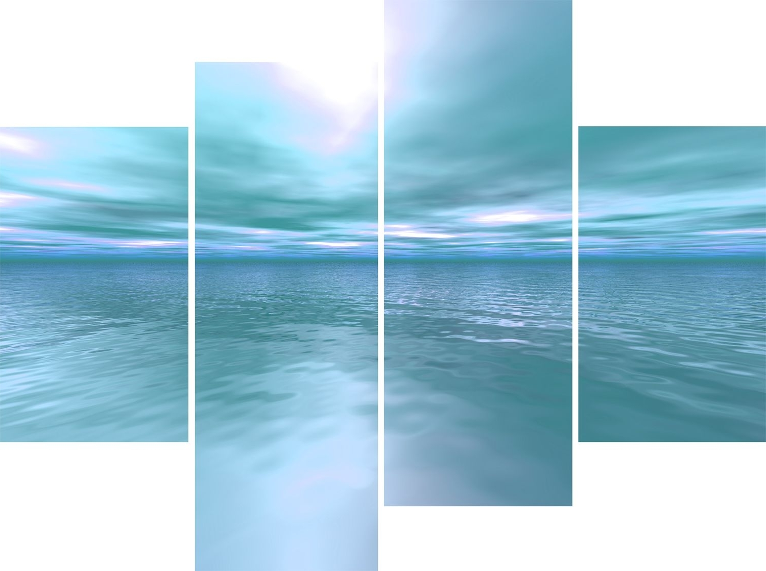 Trendy Wall Art Designs: Blue Wall Art Cloudy Skies Blue Canvas Wall Art Throughout Blue Wall Art (View 13 of 15)