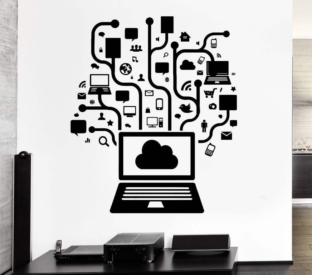 Featured Photo of Computer Wall Art