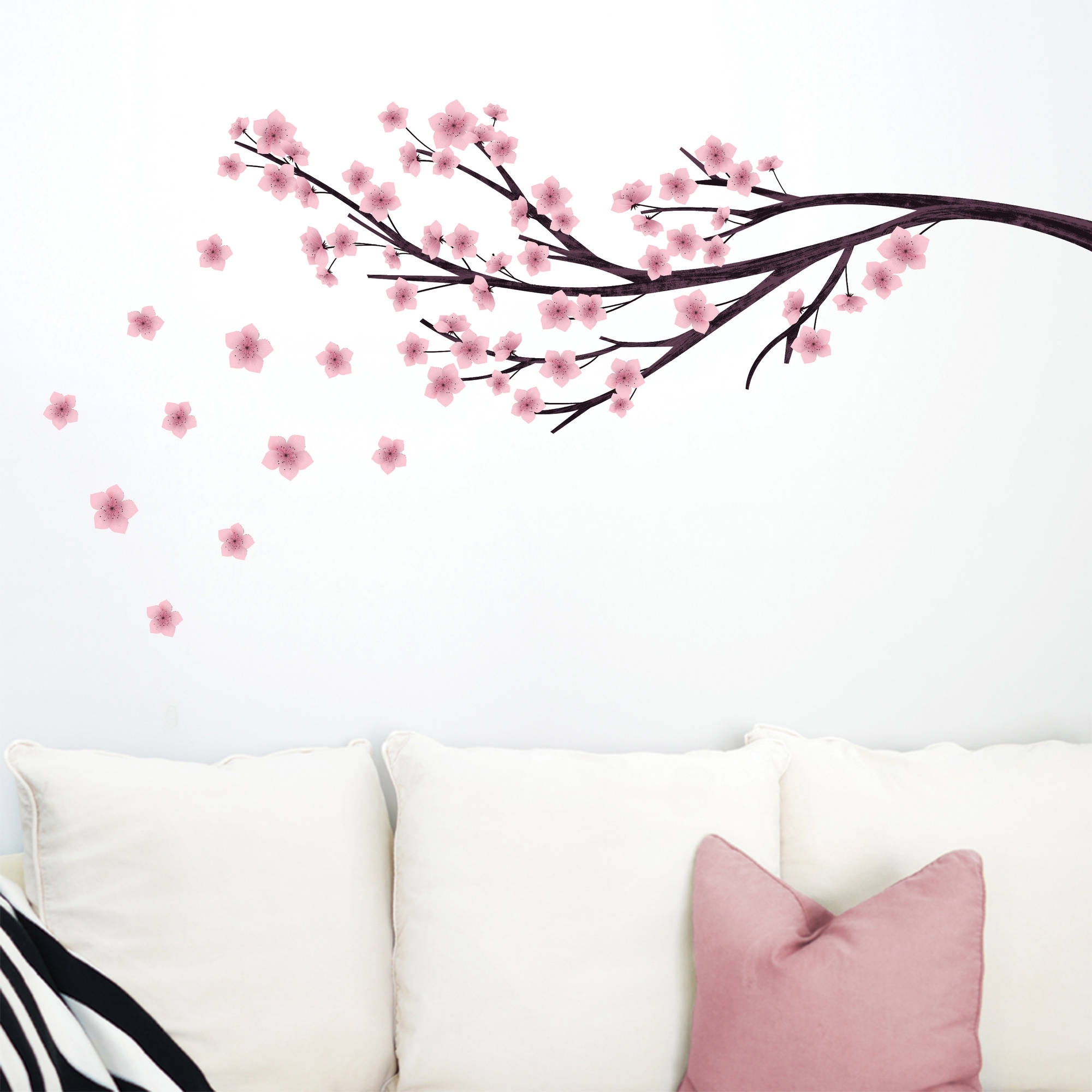 Trendy Walmart Wall Stickers Throughout Wall Luxury Wall Decal Walmart – Wall Art And Wall Decoration Ideas (View 10 of 15)