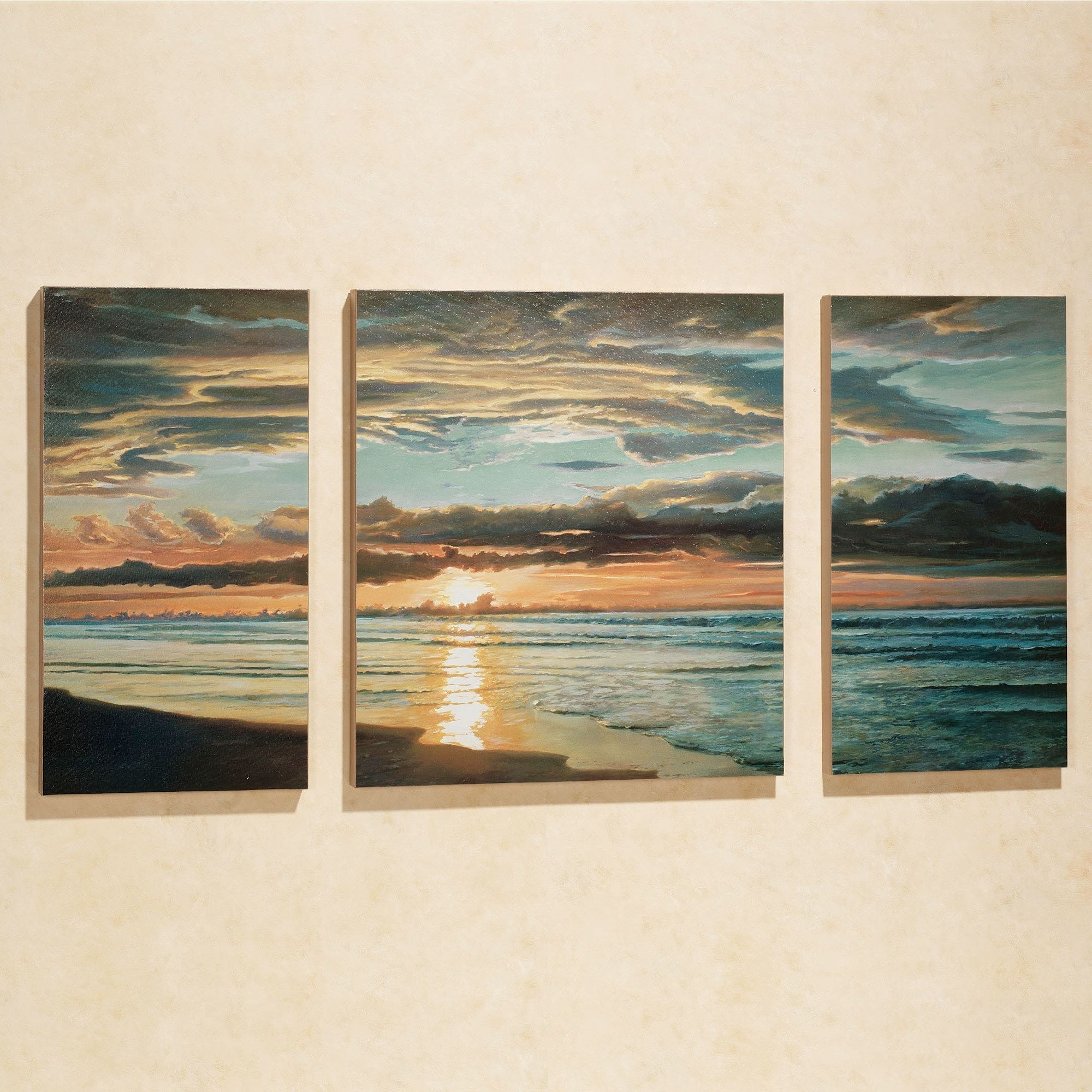 Triptych Art For Sale For Latest Triptych Canvas Wall Art Home Painting : Home Painting (View 10 of 15)