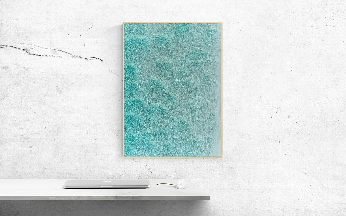 Turquoise Wall Tapestry Turquoise And Black Wall Art Yellow And Within Popular Turquoise And Black Wall Art (View 15 of 15)