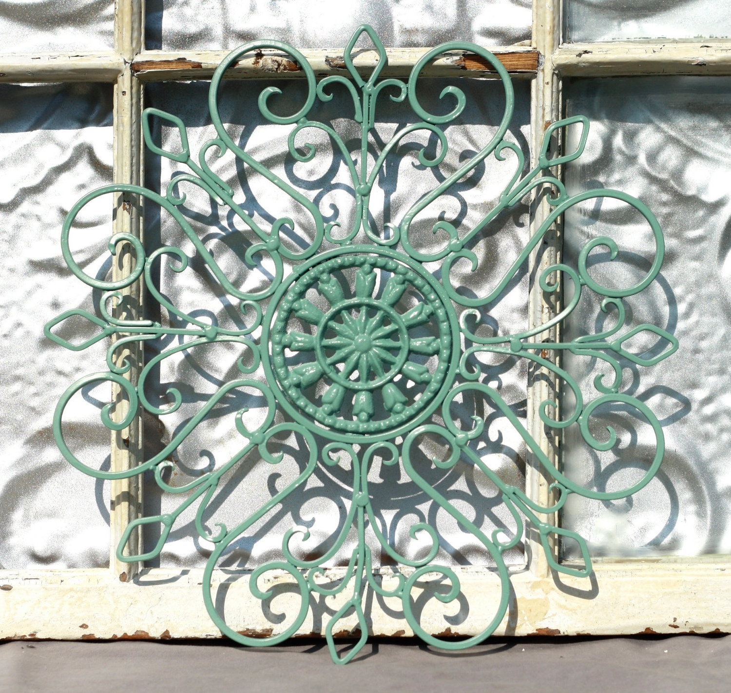 Tuscan Wrought Iron Wall Art Pertaining To Favorite Beautify Your Home With Wrought Iron Wall Décor (View 10 of 15)