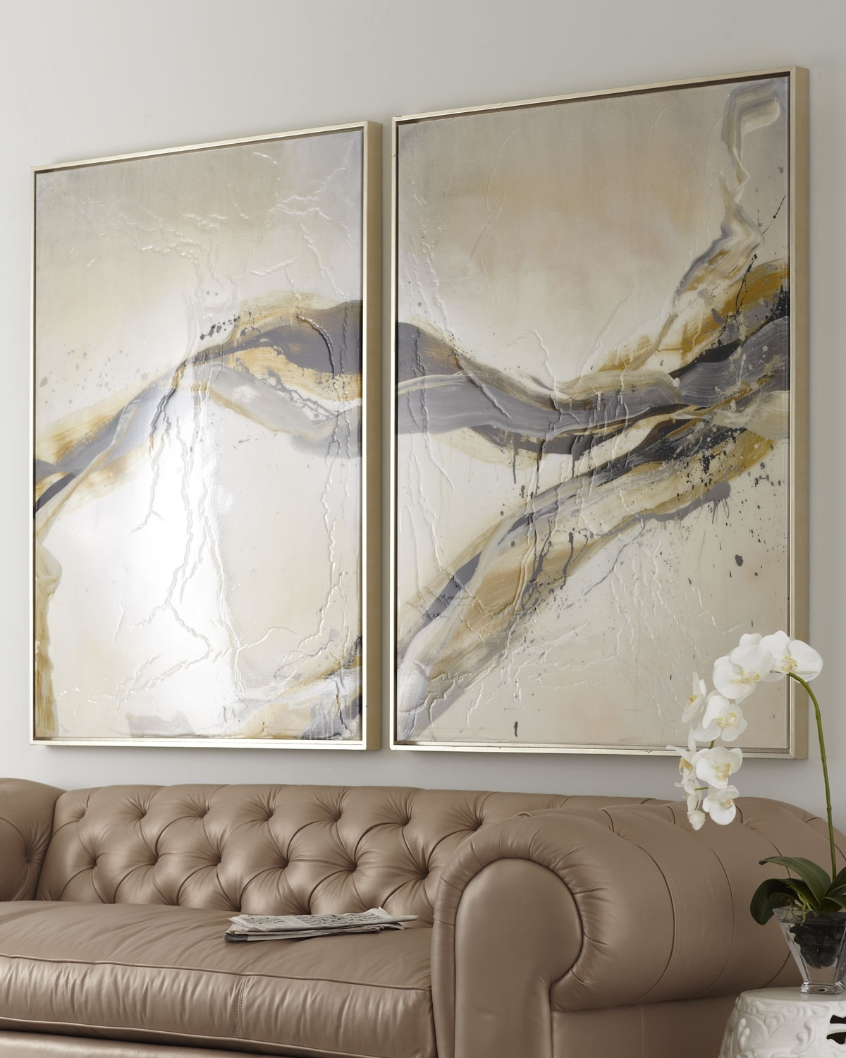 "Two Piece ""ascent"" Giclee Set (View 7 of 15)"