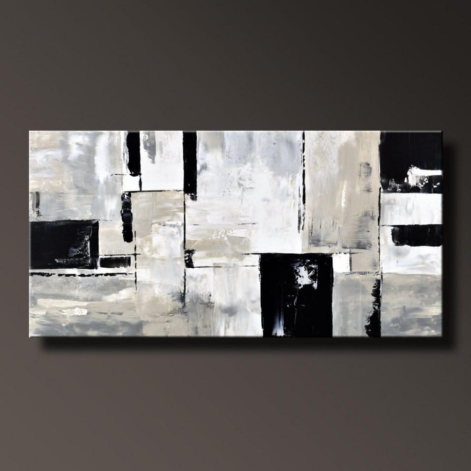 Uncategorized : Black White And Red Wall Art In Exquisite Abstract For 2017 Black White And Red Wall Art (View 13 of 15)