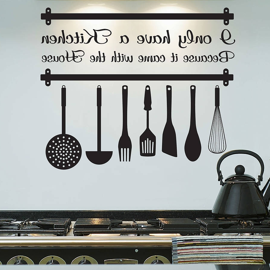 Unique Kitchen Wall Art Ideas For Small Space • Recous With Regard To Trendy Wall Art For The Kitchen (Gallery 14 of 15)