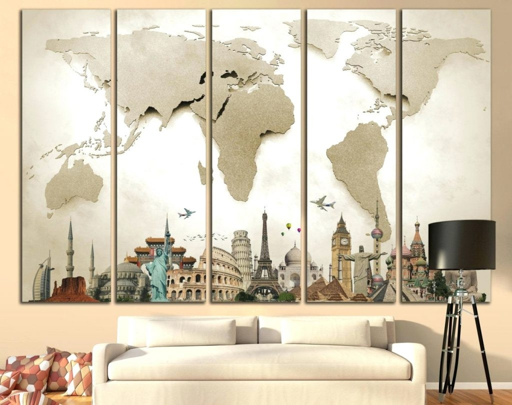 Unique Modern Wall Art And Decor Pertaining To Newest Wall Arts ~ Diy Wall Artwork Ideas Unique Metal Wall Art Decor (Gallery 6 of 15)