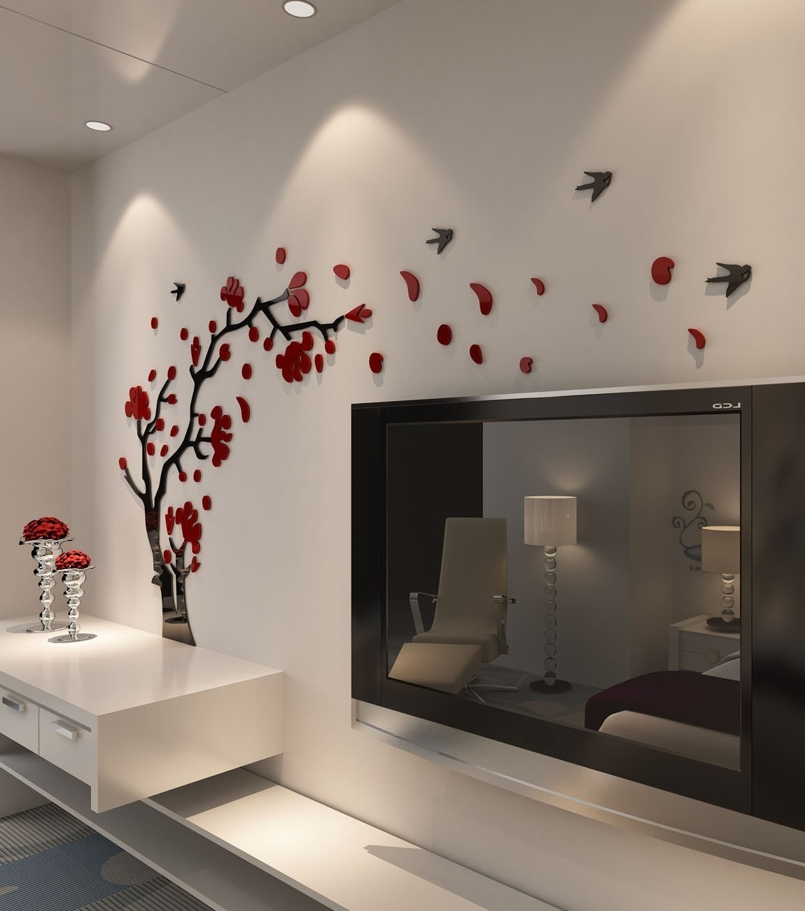 Featured Photo of Unusual 3D Wall Art
