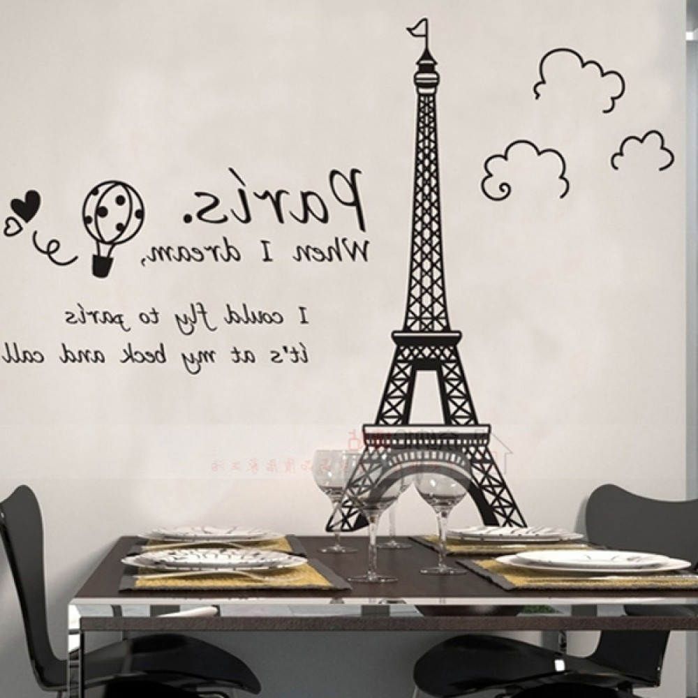 Wall Art Decals, Vinyl Wall Stickers (View 14 of 15)