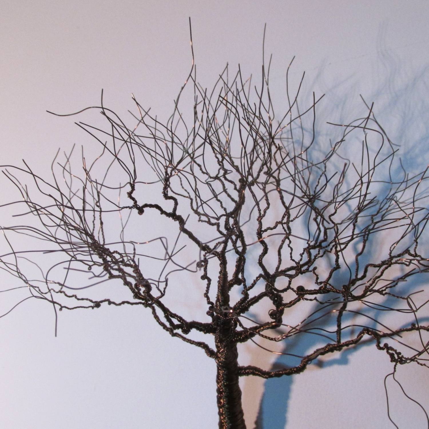 Wall Art Decor Ideas: Bronze Decorations Metal Wall Art Tree Brown Within Favorite Metal Wall Art Trees And Branches (View 12 of 15)