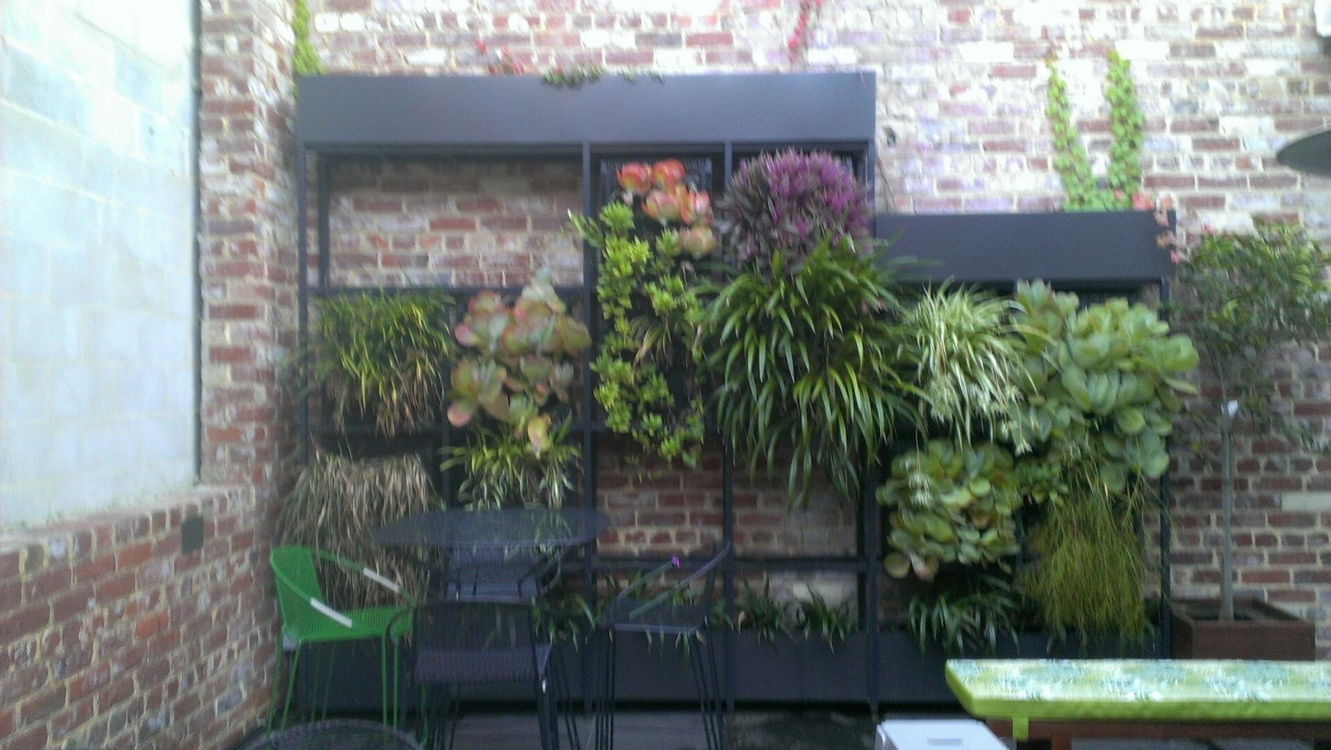 Wall Art Designs: Garden Wall Art Living Garden Wall Venn Art With Regard To Most Recent Garden Wall Art (View 3 of 15)