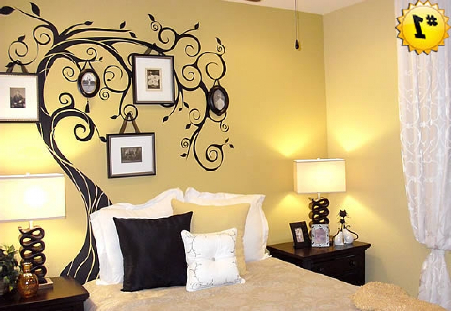 Wall Art For Bedroom In Well Known Wall Art And Decor For Bedroom • Walls Decor (View 7 of 15)
