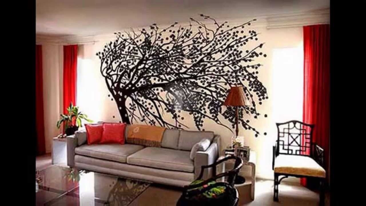 Wall Art For Large Walls Within Most Current Big Wall Decorating Ideas – Youtube (View 15 of 15)