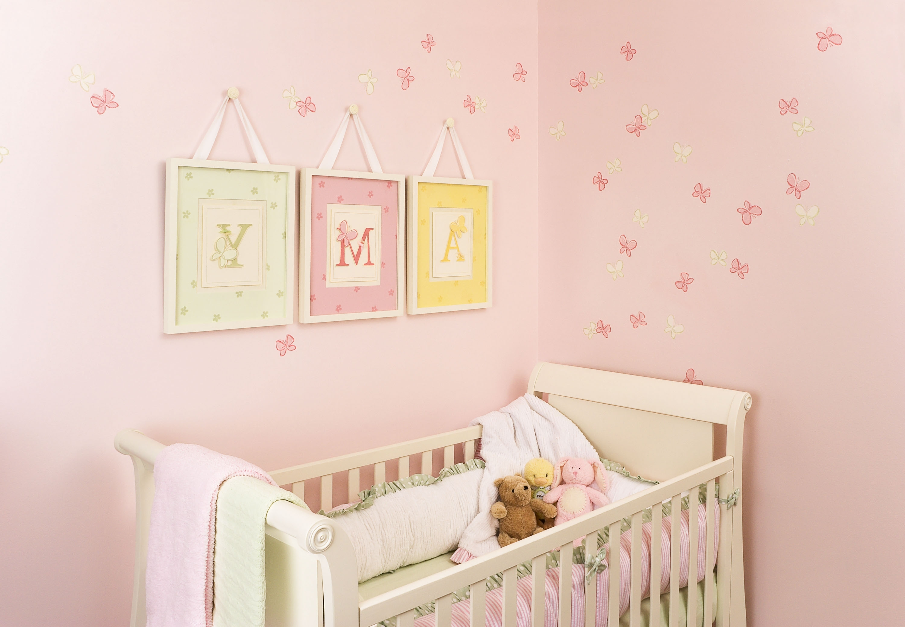 Wall Art For Little Girl Room Regarding 2018 Baby Room Wall – Interior4You (View 9 of 15)
