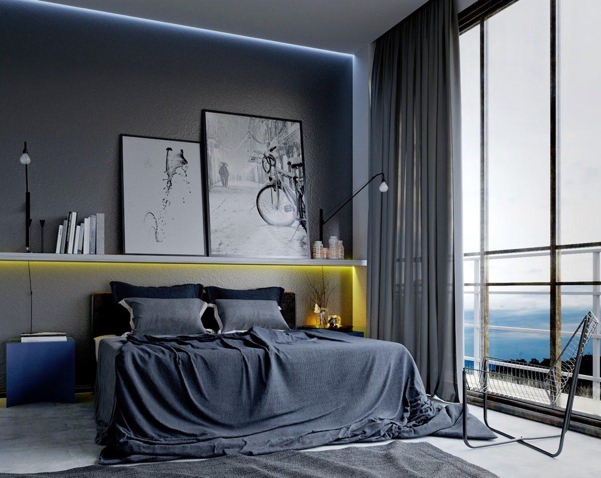 Wall Art For Men Living Room Small Bed And Modern Desk Dark Regarding Recent Wall Art For Mens Bedroom (View 9 of 15)