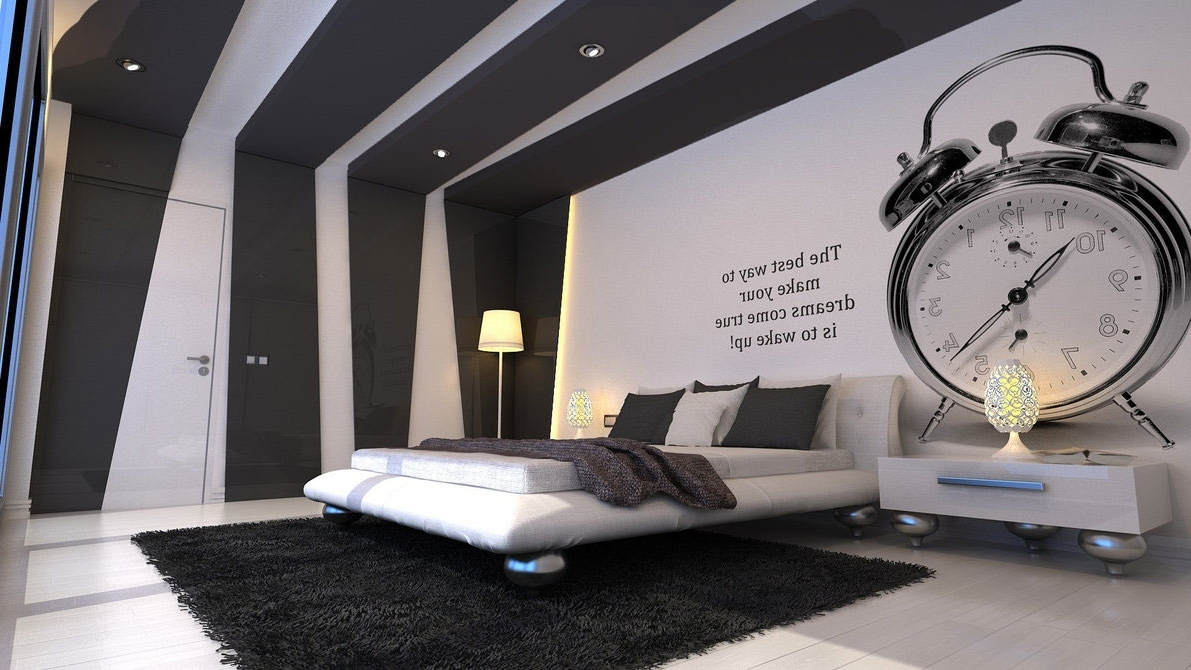 Wall Art For Mens Bedroom With Latest Bedroom Breathtaking Awesome Cool Guys Room Decor Amazing Guy Cool (View 6 of 15)