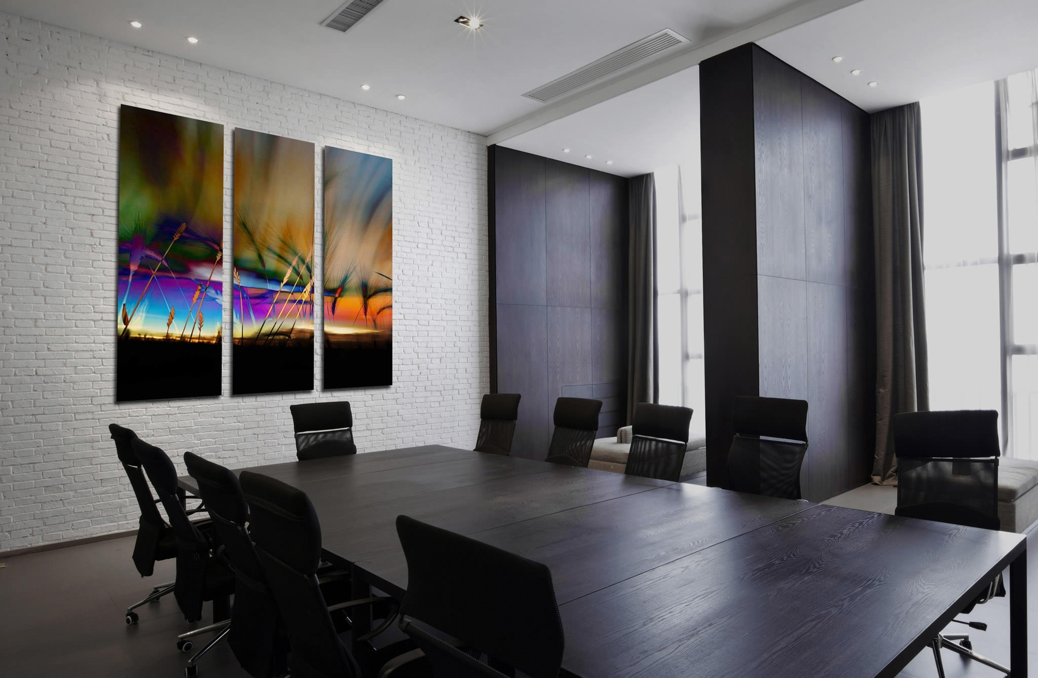 Wall Art For Offices Throughout Well Liked Office Wall Art – Franklin Arts (View 2 of 15)