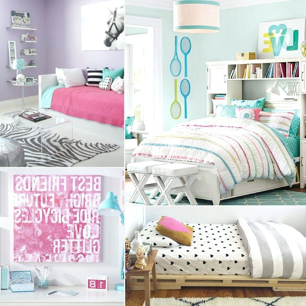 Wall Art For Teenage Girl Bedrooms Throughout Famous Wall Arts ~ Tween Girl Bedroom Redecorating Tips Ideas And (View 12 of 15)