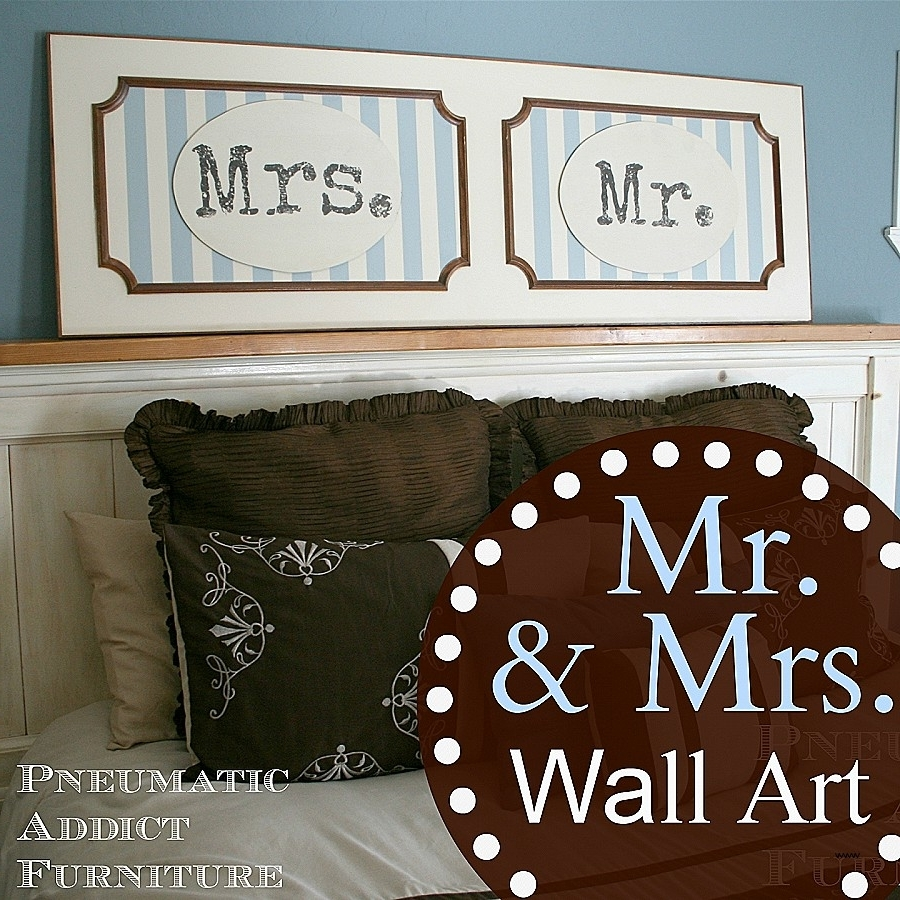 Wall Art Fresh Mr And Mrs Wall Art Full Hd Wallpaper Photographs Inside Widely Used Mr And Mrs Wall Art (View 14 of 15)