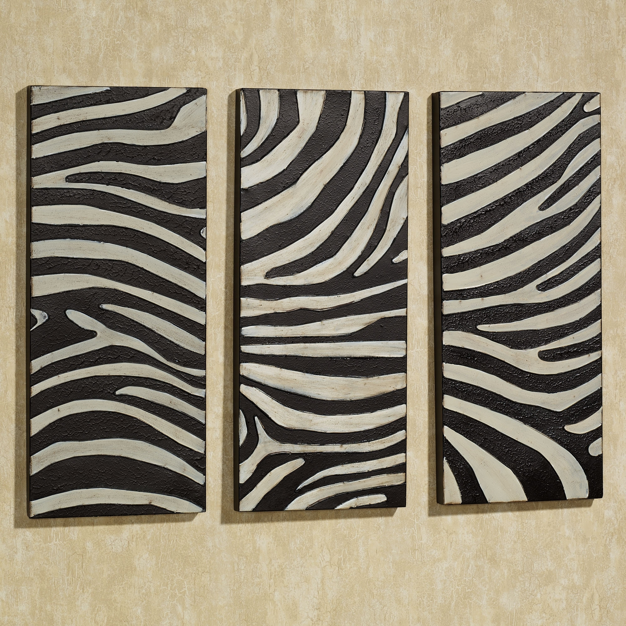 Wall Art Ideas Design : Squared Shaped Zebra Wall Art Body Animals Regarding Latest Zebra Wall Art Canvas (View 8 of 15)