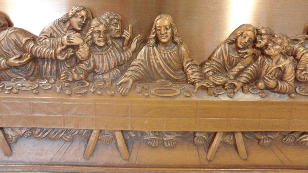 Wall Art Ideas Design : Synthetic Antique Last Supper Wall Art Within Preferred The Last Supper Wall Art (View 8 of 15)