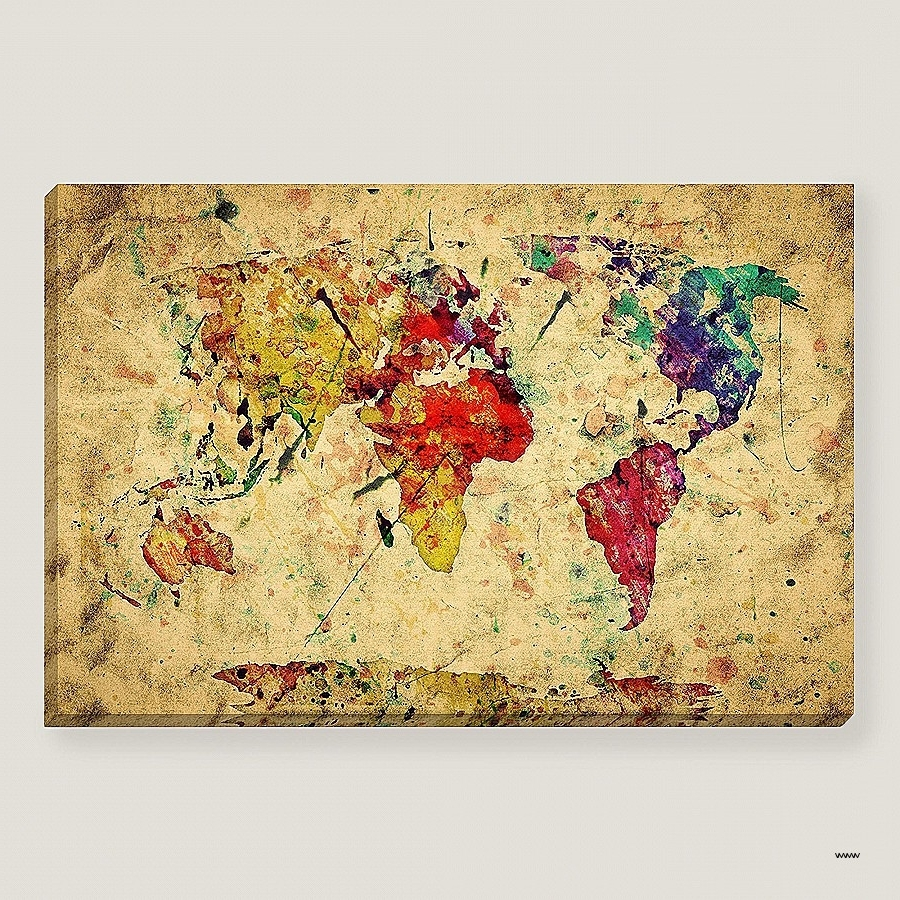 Wall Art Inspirational Though She Be But Little She Is Fierce Wall Inside Most Recent Old World Map Wall Art (View 13 of 15)