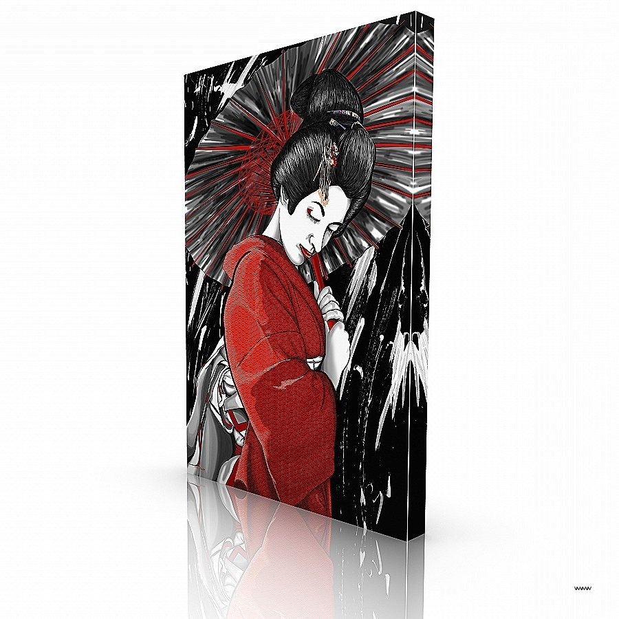 Wall Art New Geisha Canvas Wall Art Hd Wallpaper Pictures Geisha Within Well Known Geisha Canvas Wall Art (View 13 of 15)