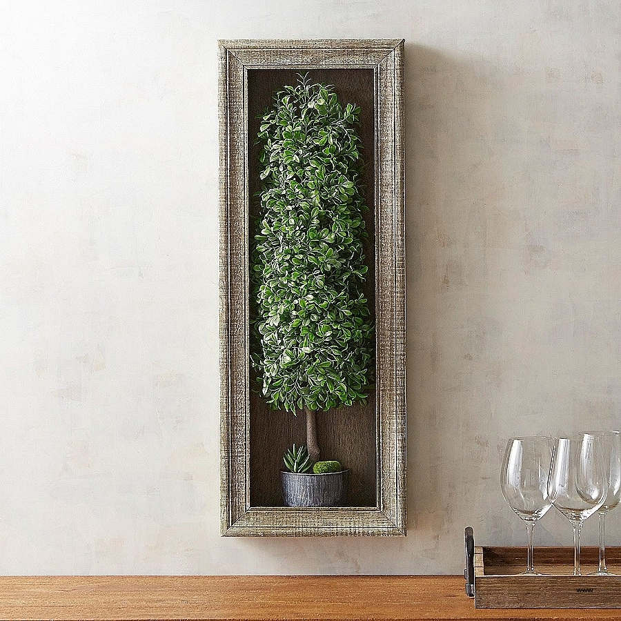 Wall Art Unique Topiary Wall Art High Resolution Wallpaper Images Inside 2018 Topiary Wall Art (View 6 of 15)