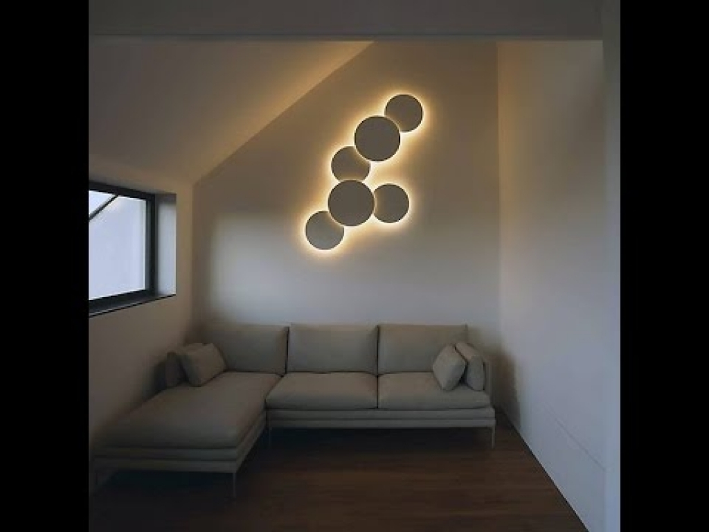 Wall Art With Lights Inside Preferred Wall Lights Design Modern Sample Light Up Canvas Wall Art Great (View 6 of 15)