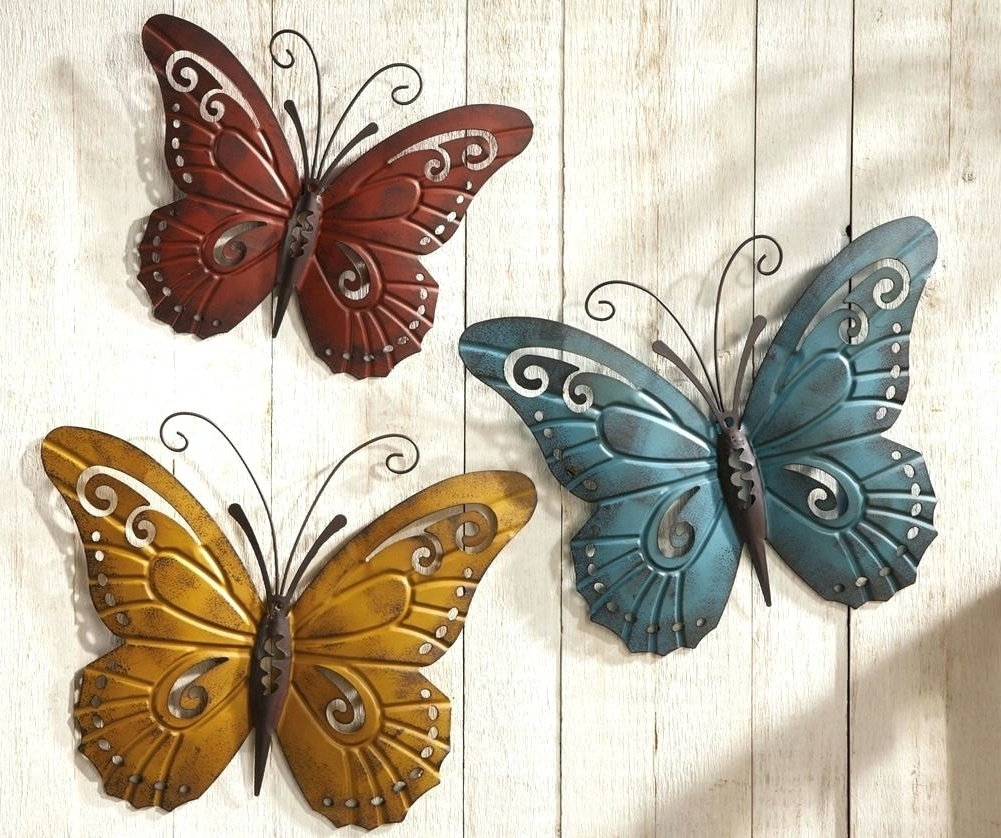 Wall Arts ~ 3D Insect Wall Art Insect Garden Wall Art Nature Within Best And Newest Insect Wall Art (View 14 of 15)