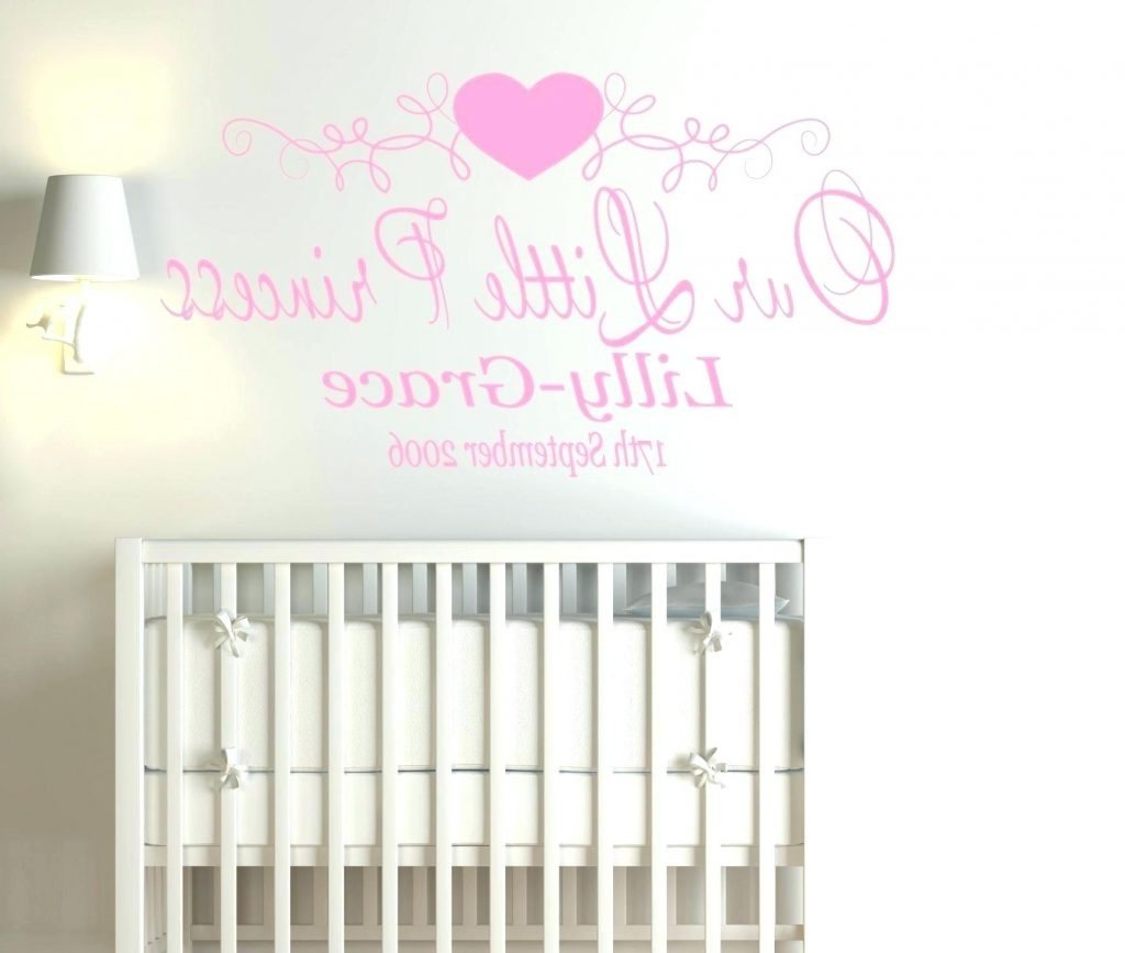 Wall Arts ~ Baby Name Wall Art Diy Baby Name Wall Art Pinterest Pertaining To Most Recently Released Baby Name Wall Art (View 14 of 15)
