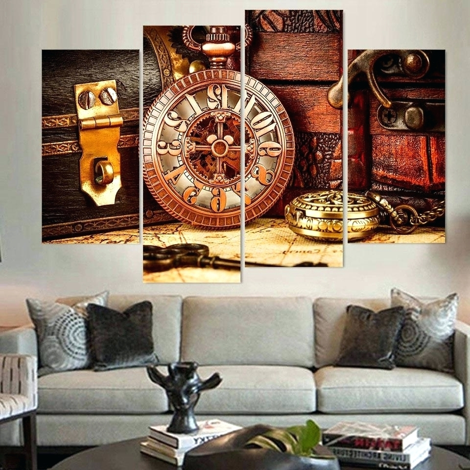Wall Arts ~ Canvas 4 Piece Wall Art 4 Piece Canvas Art Sets In Popular 4 Piece Canvas Art Sets (View 12 of 15)