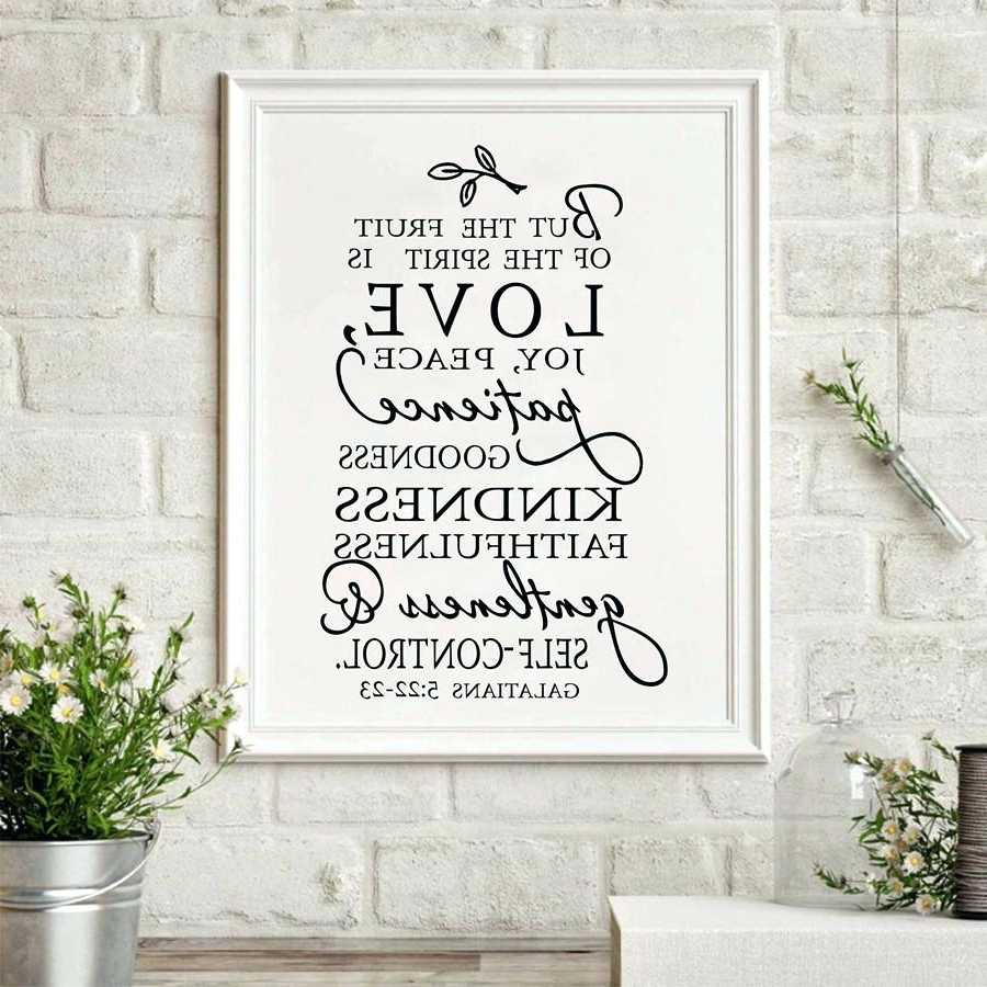 Wall Arts ~ Christian Wall Art Canvas Christian Wall Art Stickers Within Popular Scripture Canvas Wall Art (View 15 of 15)