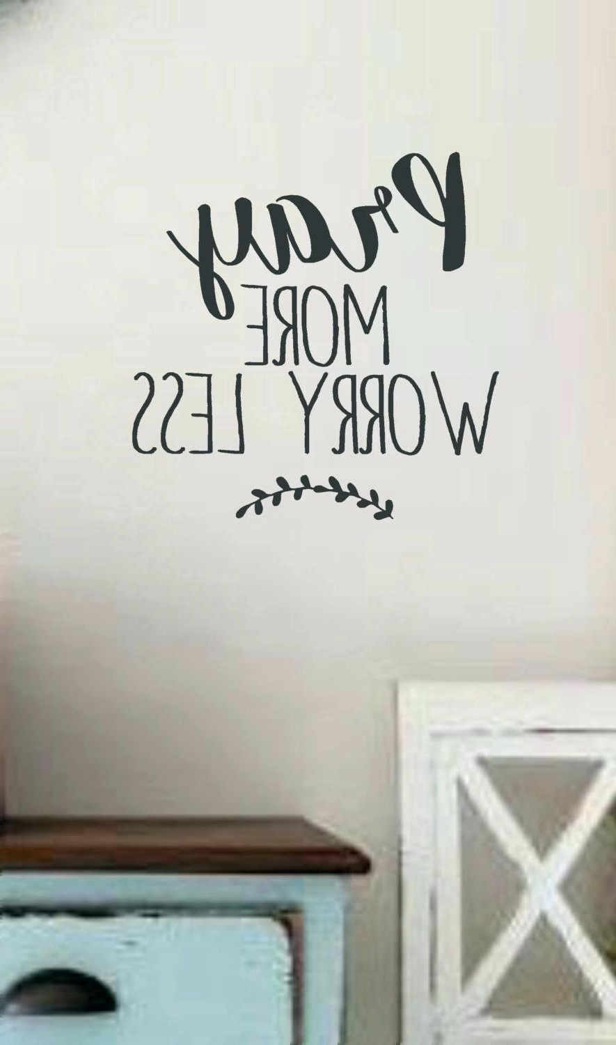 Wall Arts ~ Christian Wall Art With Scripture Bible Verse Wall Art In Newest Nursery Bible Verses Wall Decals (View 14 of 15)