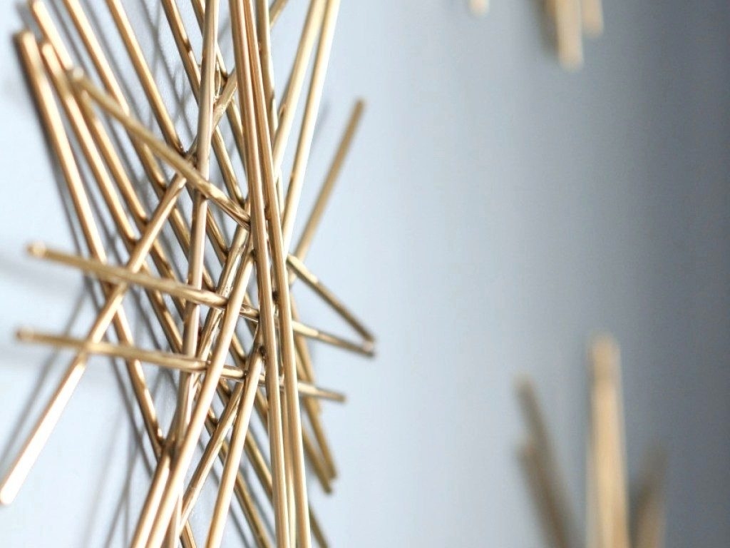 Wall Arts ~ Full Size Of Decor28 Diy Inspiring Peru Stick Intended For Widely Used Jeweled Metal Wall Art (View 13 of 15)