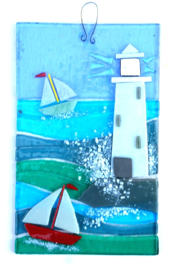 Wall Arts ~ Glass Wall Hangings Wall Art Fused Glass Wall Hanging Within Well Liked Fused Glass Wall Art By Frank Thompson (View 15 of 15)
