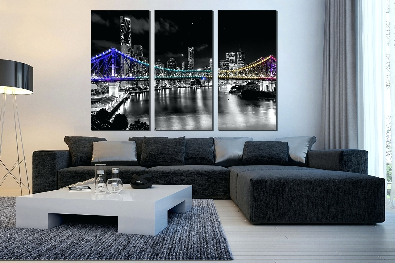 Wall Arts ~ Groupon 3 Panel Canvas Wall Art 3 Panel Canvas Wall With Regard To Most Recent Groupon Wall Art (View 9 of 15)